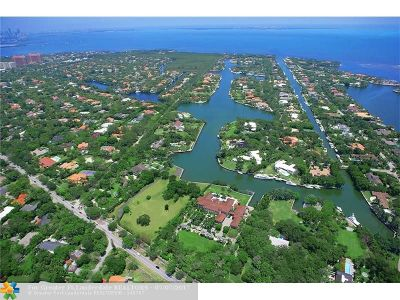 Coral Gables FL Single Family Home For Sale: $24,000,000
