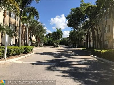 Coral Springs Condo/Townhouse For Sale: 5980 W. Sample Road #305
