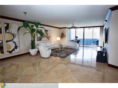 Lhermitage I Condo, Lhermitage Ii Condo Rental For Rent: 3200 N Ocean Blvd #1003