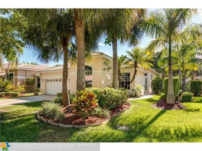Parkland Single Family Home For Sale: 7637 NW 70th Way