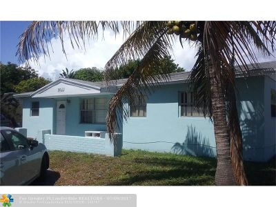 Boynton Beach Single Family Home Backup Contract-Call LA: 2541 N Seacrest Blvd