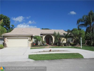 Davie Single Family Home For Sale: 1560 SW 96th Ter