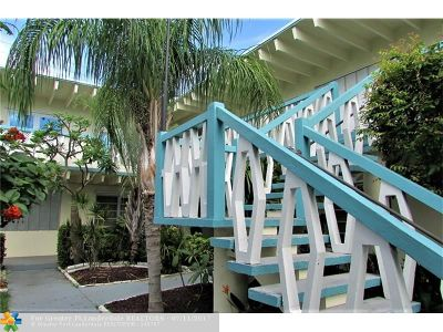 Lake Worth Condo/Townhouse For Sale: 115 S C St #204