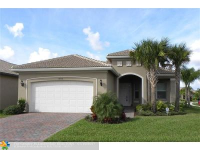 Boynton Beach Single Family Home For Sale: 12518 Mount Bora Dr