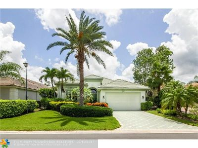 West Palm Beach Single Family Home For Sale: 8174 Spyglass Dr