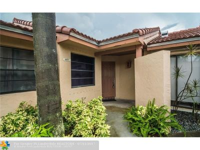 Hialeah Condo/Townhouse Backup Contract-Call LA: 6477 NW 170 Ln #6477