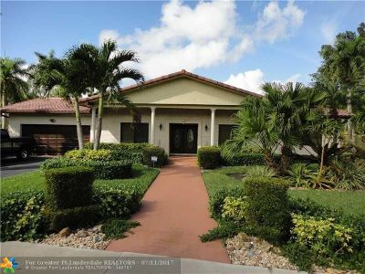 Weston Single Family Home For Sale: 780 Ranch Rd