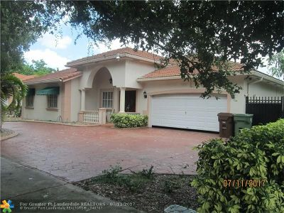 Hialeah Single Family Home Backup Contract-Call LA: 7175 W 4th Ct