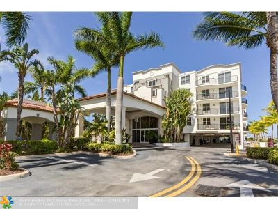 Boynton Beach Condo/Townhouse For Sale: 2700 N Federal Highway #301