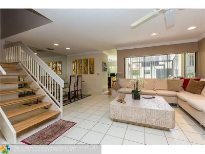 Hollywood Condo/Townhouse For Sale: 3414 Water Oak Dr #1507