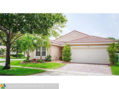 Miramar Single Family Home Backup Contract-Call LA: 17425 SW 29th St