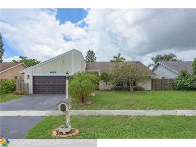 Lauderhill Single Family Home Backup Contract-Call LA: 8050 NW 45th St