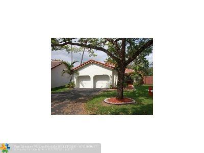 Weston Single Family Home Backup Contract-Call LA: 2142 Austin