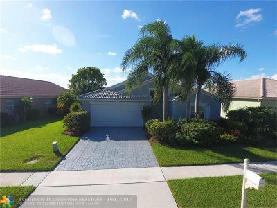 Boynton Beach Single Family Home For Sale: 5934 Grand Harbour Cir
