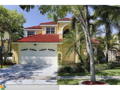 Cooper City Single Family Home For Sale: 10560 Buenos Aires St