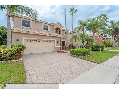 Boca Raton Single Family Home For Sale: 11419 Sea Grass Cir