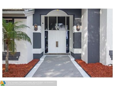 Boca Raton Single Family Home For Sale: 7641 NE Morningside Terrace