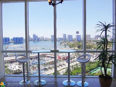 Sunny Isles Beach Condo/Townhouse For Sale: 18101 Collins Ave #1703