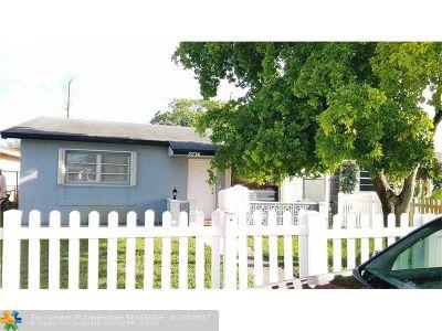 Hollywood Single Family Home Backup Contract-Call LA: 2234 Farragut St