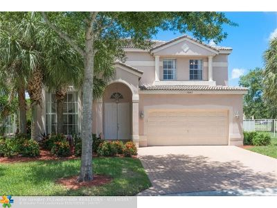 Coconut Creek Single Family Home For Sale: 4847 NW 57th Mnr