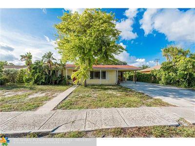 Boca Raton Single Family Home Backup Contract-Call LA: 929 W Camino Real