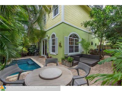 Condo/Townhouse For Sale: 2626 NE 9th Ave #2626