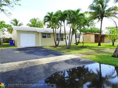 Deerfield Beach Single Family Home Backup Contract-Call LA: 221 NW 39th Ct
