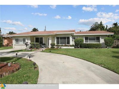 Pompano Beach Single Family Home For Sale: 2755 SE 5th Ct