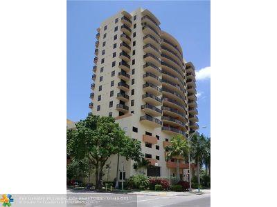 Miami Condo/Townhouse For Sale: 2301 SW 27th Ave #1000