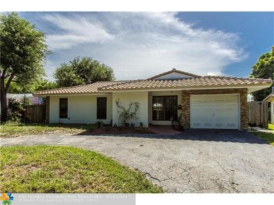 Pompano Beach Single Family Home Backup Contract-Call LA: 1561 SE 24th Ter