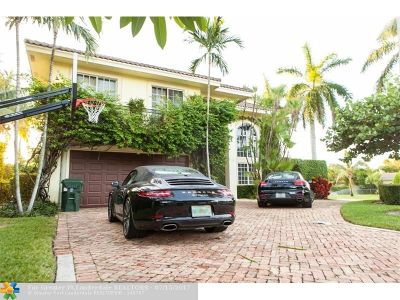 Boca Raton Single Family Home For Sale: 1100 NE 3rd Ave