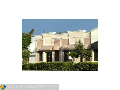 Coral Springs Commercial For Sale: 9621 W Sample Rd
