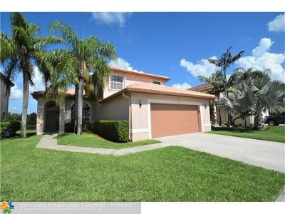 Pembroke Pines Single Family Home Backup Contract-Call LA: 1328 SW 181st Ave