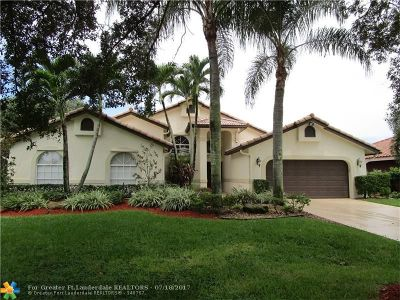 Parkland Single Family Home For Sale: 5909 NW 60 Avenue