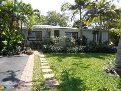 Miami Single Family Home For Sale: 4150 Woodridge Rd