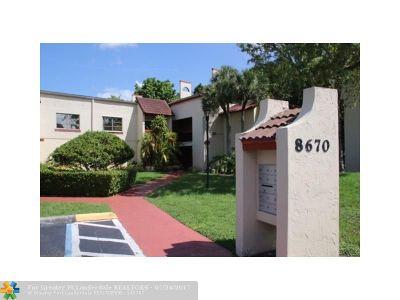 Miami Condo/Townhouse Backup Contract-Call LA: 8670 SW 149th Ave #104