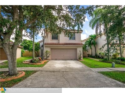 Miramar Single Family Home For Sale: 2911 SW 179th Ave