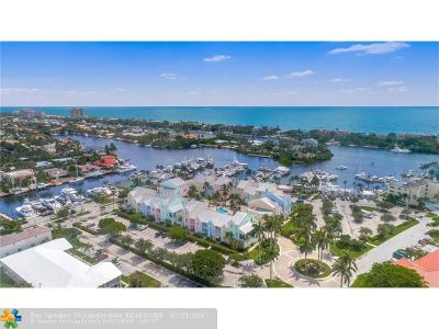 Lighthouse Point Condo/Townhouse Backup Contract-Call LA: 2811 Marina Cir #2811
