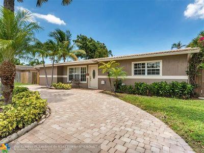 Deerfield Beach Single Family Home For Sale: 228 SE 7th Avenue