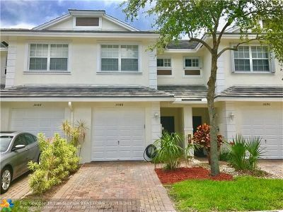 Oakland Park Single Family Home Backup Contract-Call LA: 3088 NW 30th Pl