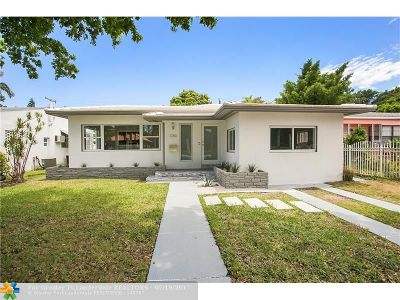 Miami Beach Single Family Home For Sale: 1780 71st St