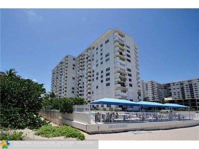 Lauderdale By The Sea Condo/Townhouse Backup Contract-Call LA: 2000 S Ocean Blvd #LF