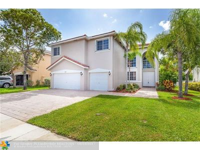 Miramar Single Family Home For Sale: 2032 SW 176th Ave