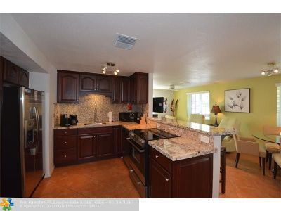 Wilton Manors Single Family Home For Sale: 600 NE 27th St
