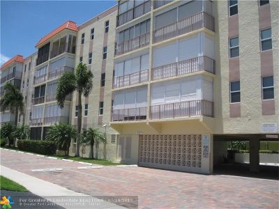 Lauderdale By The Sea Condo/Townhouse For Sale