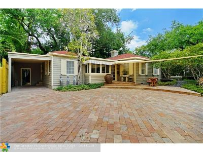 Fort Lauderdale Single Family Home For Sale: 1311 SE 2nd Ct