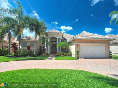 Coral Springs Single Family Home For Sale: 6472 NW 56th Dr