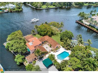 Fort Lauderdale Single Family Home For Sale: 515 Mola Ave