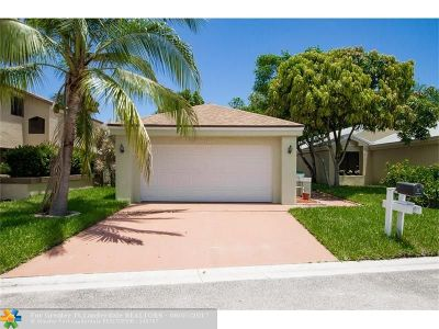 Coconut Creek Single Family Home Backup Contract-Call LA: 2040 NW 37th Ave