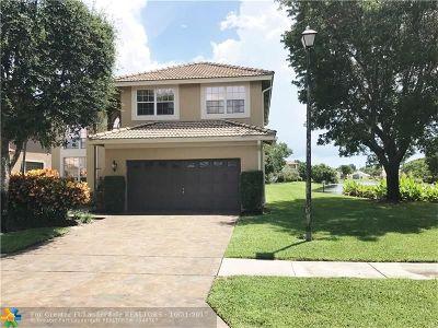 Boca Raton Single Family Home For Sale: 18498 E Covington Trce